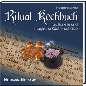 Ritual Kochbuch von Scholz,  Ingeborg