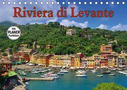 Riviera di Levante (Tischkalender 2019 DIN A5 quer) von LianeM