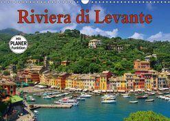 Riviera di Levante (Wandkalender 2019 DIN A3 quer) von LianeM