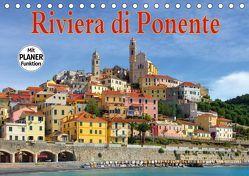 Riviera di Ponente (Tischkalender 2019 DIN A5 quer) von LianeM