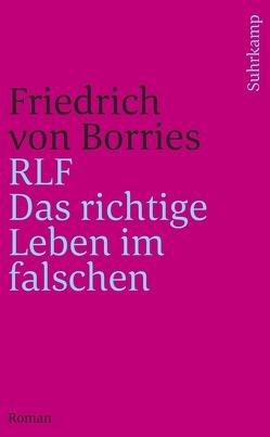 RLF von von Borries,  Friedrich