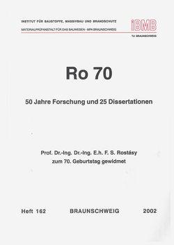 Ro 70 von Budelmann,  Harald