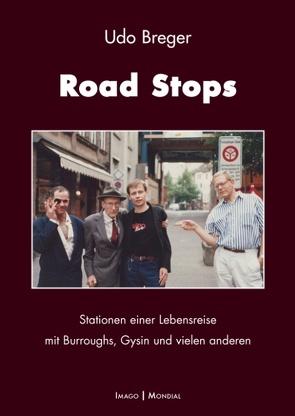 Road Stops von Breger,  Udo