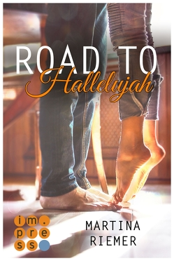 Road to Hallelujah von Riemer,  Martina