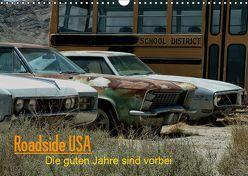 Roadside USA – Die guten Jahre sind vorbei (Wandkalender 2019 DIN A3 quer) von Deutschmann aka. HaunZZ,  Hans