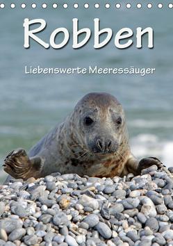 Robben (Tischkalender 2020 DIN A5 hoch) von Berg,  Martina