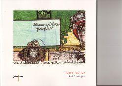 Robert Burda – Zeichnungen