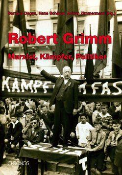 Robert Grimm von Degen,  Bernard, Schäppi,  Hans, Zimmermann,  Adrian