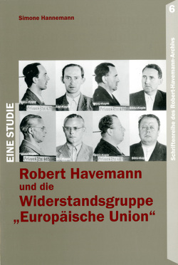 """Robert Havemann und die Widerstandsgruppe """"Europäische Union"""" von Hannemann,  Simone, Theuer,  Werner, Wilke,  Manfred"""