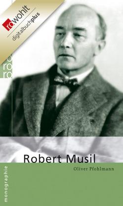 Robert Musil von Pfohlmann,  Oliver