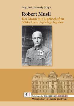 Robert Musil von Feigl,  Walter, Fleck,  Günther, Hamersky,  Ursula