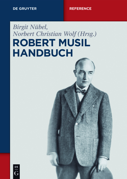 Robert-Musil-Handbuch von Nübel,  Birgit, Wolf,  Norbert Christian