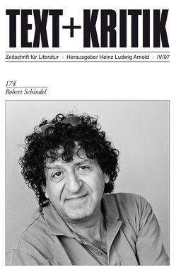 Robert Schindel von Arnold,  Heinz Ludwig
