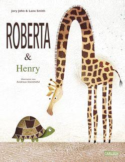 Roberta und Henry von John,  Jory, Smith,  Lane, Steinhöfel,  Andreas