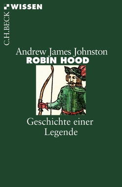 Robin Hood von Johnston,  Andrew James