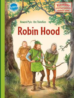 Robin Hood von Pyle,  Howard, Seidemann,  Maria, Thönissen,  Ute