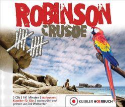 Robinson Crusoe von Defoe,  Daniel, Walbrecker,  Dirk