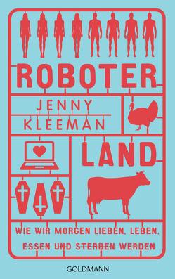 Roboterland von Kleeman,  Jenny, Pyka,  Petra