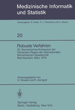 Robuste Verfahren von Nowak,  H, Zentgraf,  R.