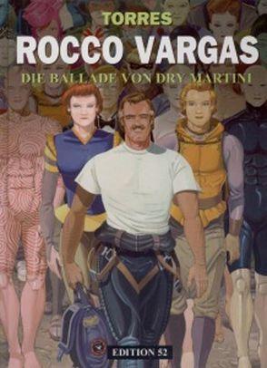 Rocco Vargas / Rocco Vargas #8 von Torres,  Daniel
