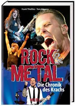 Rock & Metal von Küppers,  Tom, Thießies,  Frank