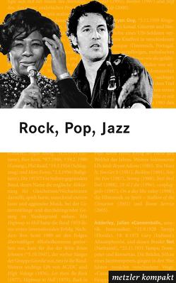 Rock, Pop, Jazz von Hassler,  Harald