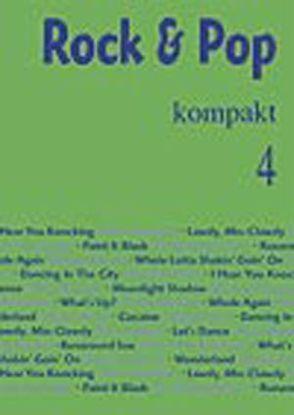 Rock & Pop Kompakt 4 von Ostermann,  Rudolf