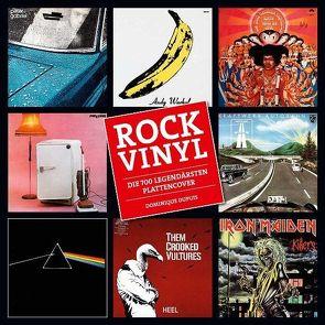 Rock Vinyl von Dominique Dupuis, Dupuis,  Dominique