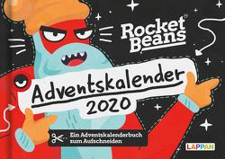Der Rocket Beans Adventskalender von Rocket Beans Entertainment GmbH
