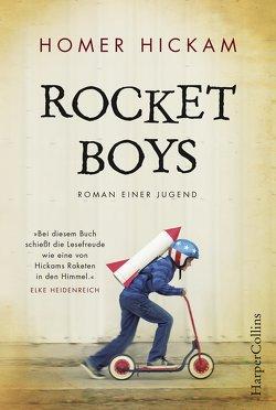 Rocket Boys. Roman einer Jugend. von Hickam,  Homer