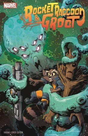 Rocket Raccoon & Groot von Andrade,  Filipe, Young,  Skottie