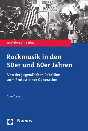 Rockmusik in den 50er und 60er Jahren von Fifka,  Matthias S