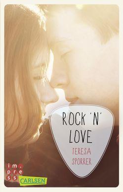 Rock'n'Love (Ein Rockstar-Roman) (Die Rockstar-Reihe ) von Sporrer,  Teresa