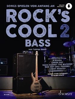 Rock's Cool BASS von Meier,  Tobias