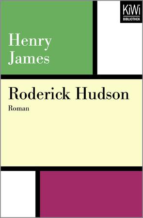 Roderick Hudson von James,  Henry, Peterich,  Werner