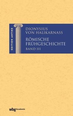 Römische Frühgeschichte III von Städele,  Alfons