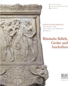 Römische Reliefs, Geräte und Inschriften von Knoll,  Kordelia, Vorster,  Christiane