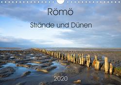 Römö – Strände und Dünen (Wandkalender 2020 DIN A4 quer) von N.,  N.