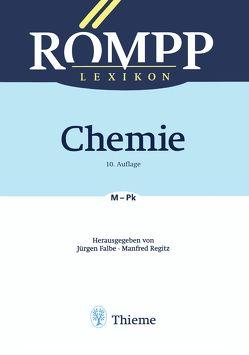 RÖMPP Lexikon Chemie, 10. Auflage, 1996-1999 von Amelingmeier,  Eckard, Berger,  Michael, Bergsträßer,  Uwe, Bockhorn,  Henning, Botschwina,  Peter