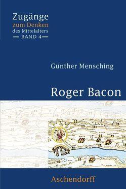 Roger Bacon von Mensching,  Günter