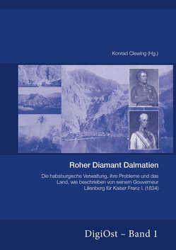 Roher Diamant Dalmatien von Clewing,  Konrad
