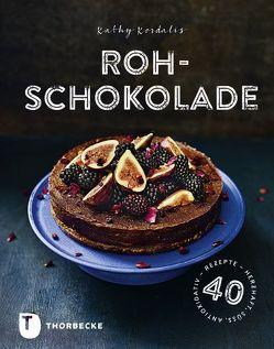 Rohschokolade von Kordalis,  Kathy