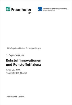 Rohstoffinnovationen und Rohstoffeffizienz. Band 5. von Schweppe,  Rainer, Teipel,  Ulrich