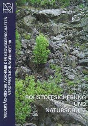 Rohstoffsicherung und Naturschutz von Buck-Emden,  Jan von, Büscher,  Edith