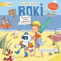 ROKI – Ferien mit Schatz-Schlamassel von Hüging,  Andreas, Niestrath,  Angelika, Renger,  Nikolai, Rohrbeck,  Oliver