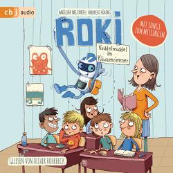 ROKI – Kuddelmuddel im Klassenzimmer von Hüging,  Andreas, Niestrath,  Angelika, Renger,  Nikolai, Rohrbeck,  Oliver