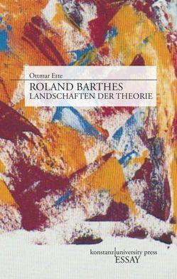 Roland Barthes von Ette,  Ottmar