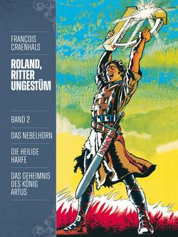 Roland, Ritter Ungestüm 2 von Craenhals,  François