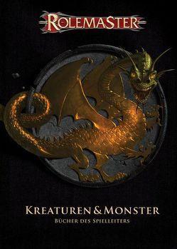 Rolemaster: Kreaturen & Monster von Blecha,  Bernd