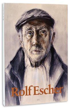 Rolf Escher: Zeichnungen – Edition Schöne Bücher von Escher,  Rolf, Kettler,  Hartmut